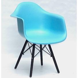 Кресло Leon BK голубой 9557 Thexata 2020
