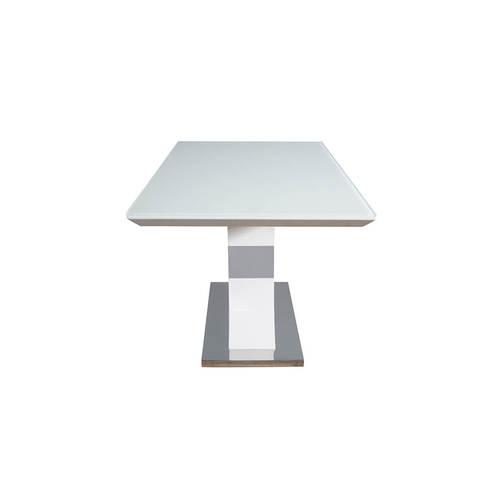 Стол обеденный Космо 140 см белый Prestol