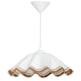 Лампа подвесная Kuchnia 4705 белый Luminex