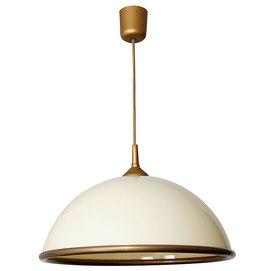 Лампа подвесная Kuchnia 4870 золото Luminex