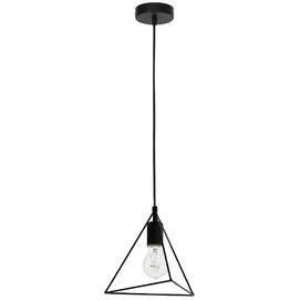 Лампа подвесная Trekant 5831 черный Luminex