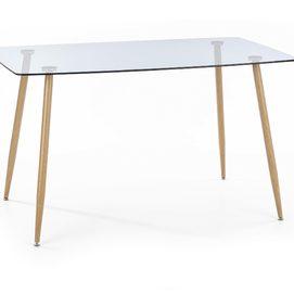 Стол обеденный NEXT серый Halmar