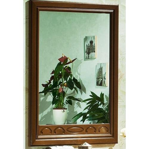 Зеркало настенное Verona с декоративной вставкой Merx