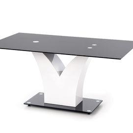 Стол обеденный VESPER черный Halmar