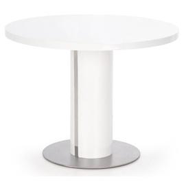 Стол обеденный ATTICUS белый Halmar