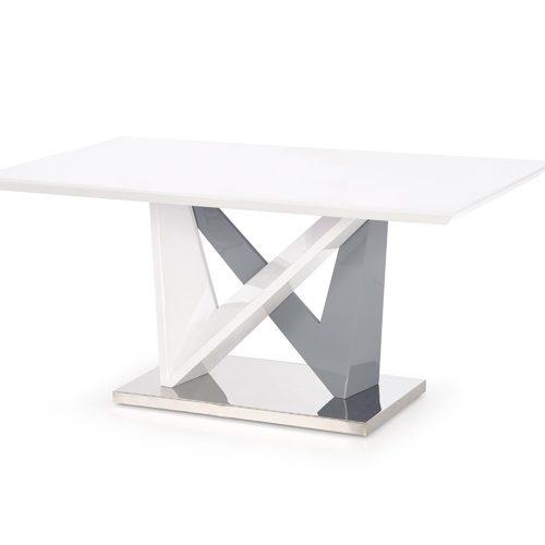 Стол обеденный CORTEZ белый Halmar