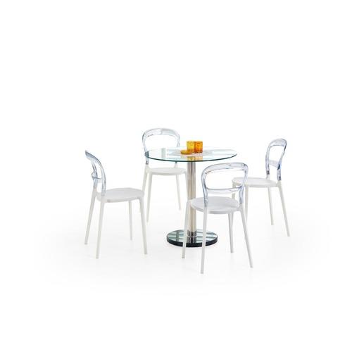 Стол обеденный CYRYL прозрачный Halmar