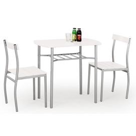 Набор LANCE стол+2стула белый Halmar