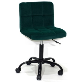 Стул офисный ARNO BK зеленый 10112 Thexata 2020