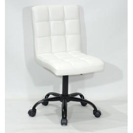 Стул офисный AUGUSTO BK 10150 белый Thexata 2020