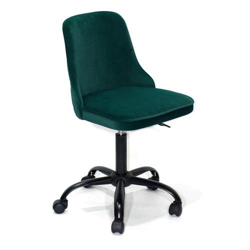 Стул офисный ADAM BK-Office 10179 зеленый Thexata 2020