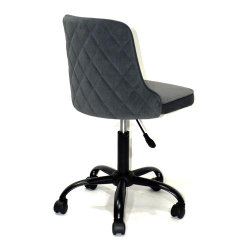 Стул офисный ADAM BK-Office 10178 серый Thexata 2020
