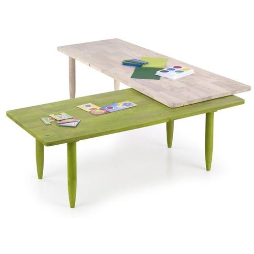 Набор столиков BORA зеленый Halmar