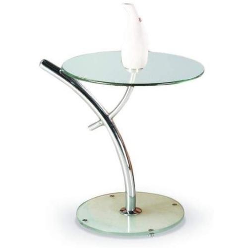 Стол кофейный IRIS прозрачный Halmar