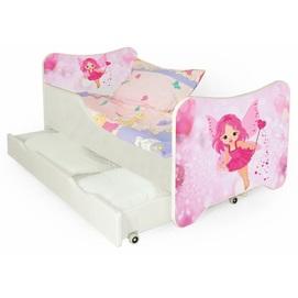 Кровать детская HAPPY FAIRY розовый Halmar