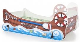 Кровать детская BOAT синий Halmar