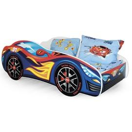 Кровать детская SPEED синий Halmar
