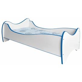 Кровать детская DUO синий Halmar