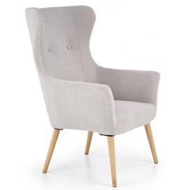 Кресло COTTO светло-серый Halmar