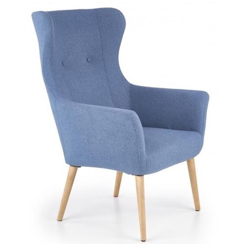 Кресло COTTO синий Halmar