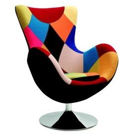 Кресло BUTTERFLY разный Halmar