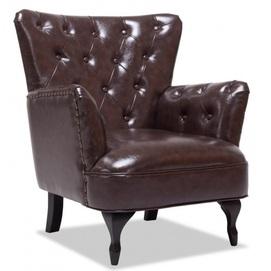 Кресло CUBANO коричневый Halmar