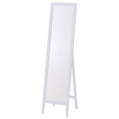 Зеркало напольное LS-1 белый Halmar