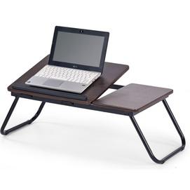Стол компьютерный B-19 коричневый Halmar
