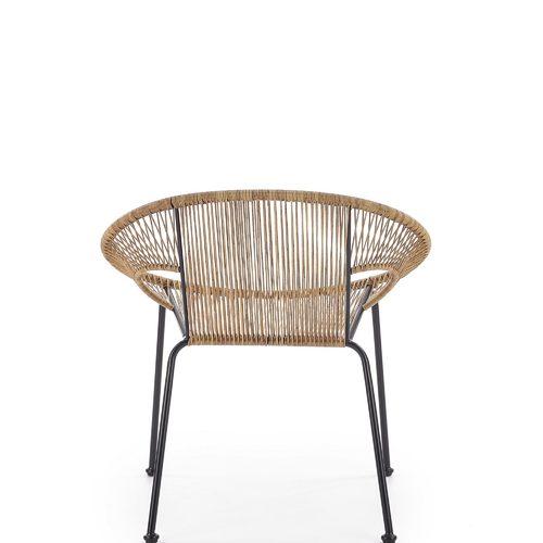 Кресло BARI бежевый Halmar