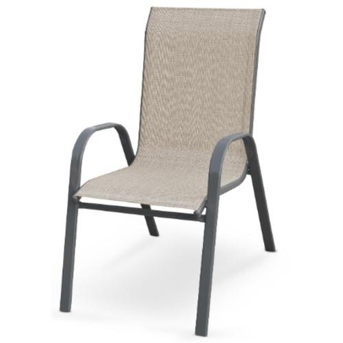Кресло MOSLER серый Halmar