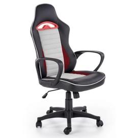 Кресло офисное BERING черный Halmar