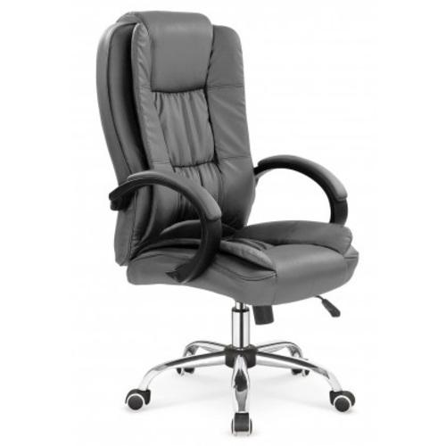 Кресло офисное RELAX серый Halmar