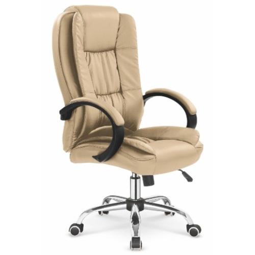 Кресло офисное RELAX бежевый Halmar
