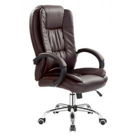 Кресло офисное RELAX темно-коричневый Halmar