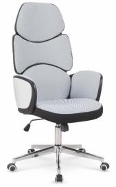 Кресло офисное BARON серый Halmar