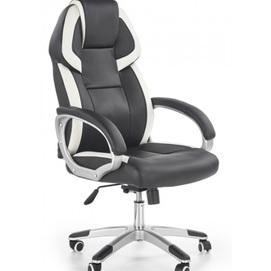 Кресло офисное BARTON черный Halmar