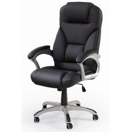 Кресло офисное DESMOND черный Halmar