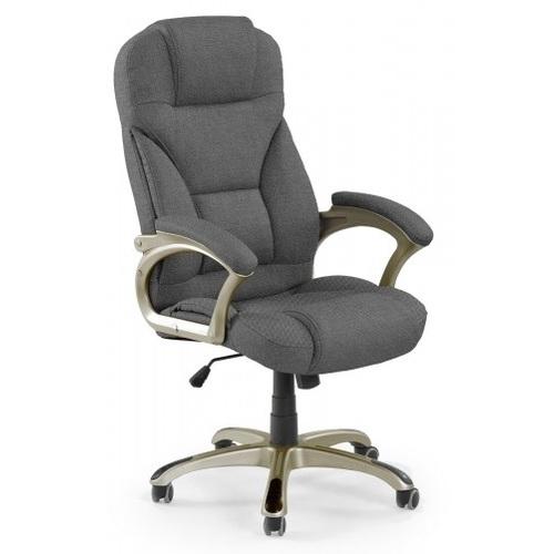 Кресло офисное DESMOND 2 серый Halmar