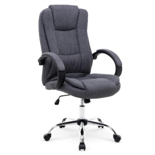 Кресло офисное RELAX 2 серый Halmar