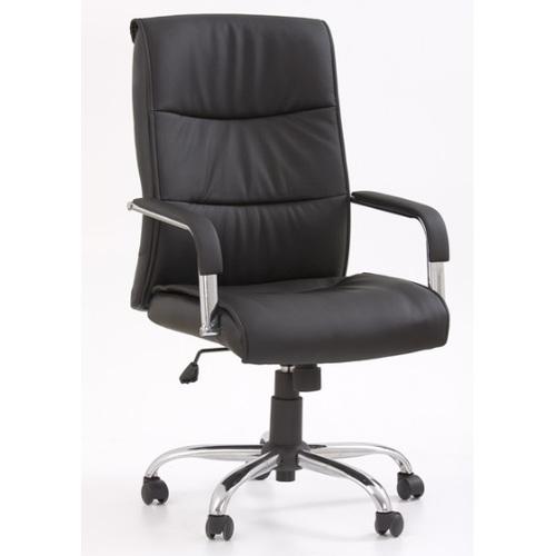 Кресло офисное HAMILTON черный Halmar