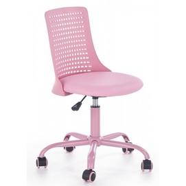 Стул офисный PURE розовый Halmar