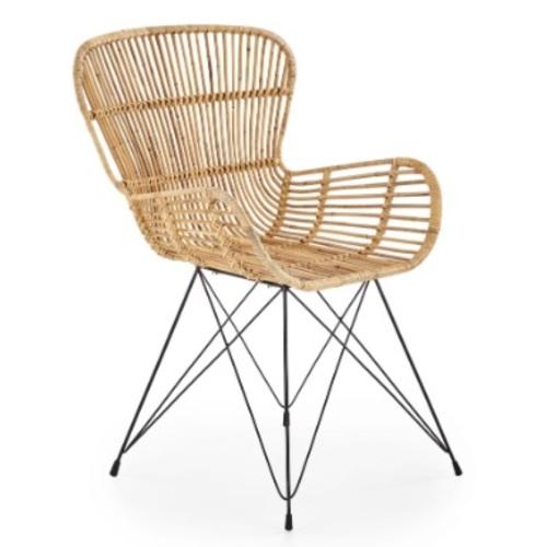 Кресло K-335 бежевый Halmar
