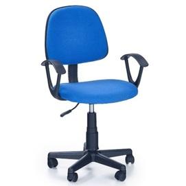 Кресло офисное DARIAN BIS синий Halmar