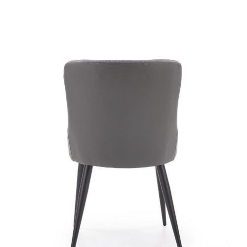 Кресло K333 темно-серый Halmar
