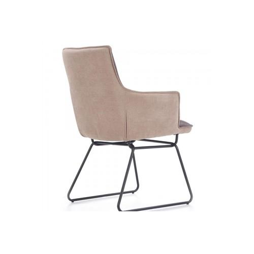 Кресло K271 темно-серый Halmar