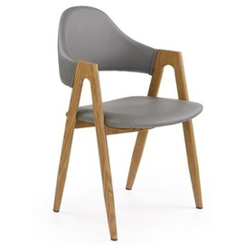 Кресло K247 серый Halmar