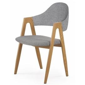 Кресло K344 серый Halmar