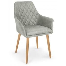 Кресло K287 серый Halmar