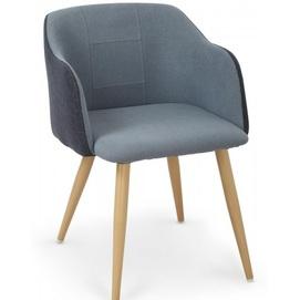 Кресло K288 синий гранатовый Halmar