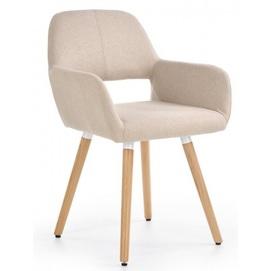 Кресло K283 бежевый Halmar